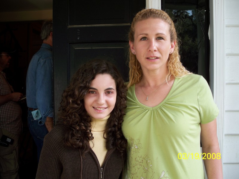 New Daughter with Ivana Baquero 2009